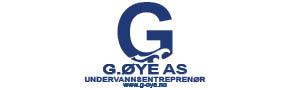 G.Oye undervannsentreprenor logo