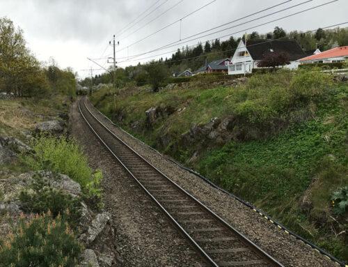 700 meter Snipp & Snapp® till järnvägsprojekt i Bankeryd, Jönköping